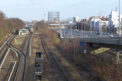 Friedenauer Brücke Nord