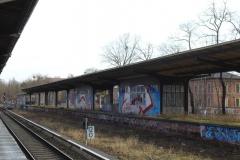 Zehlendorf Bahnsteig